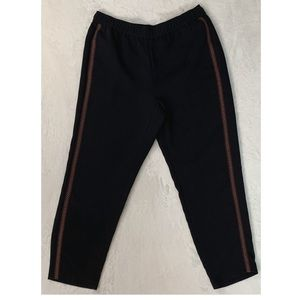 Madewell Embroidered Track Pants